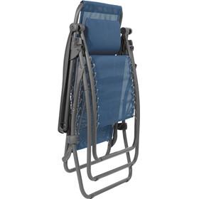 Lafuma Mobilier RSXA - Siège camping - Batyline gris/bleu